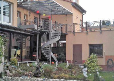 01 Wendeltreppe mit Balkon Dörfer S5